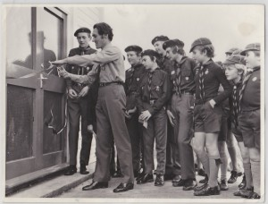 Scout Hut Opening
